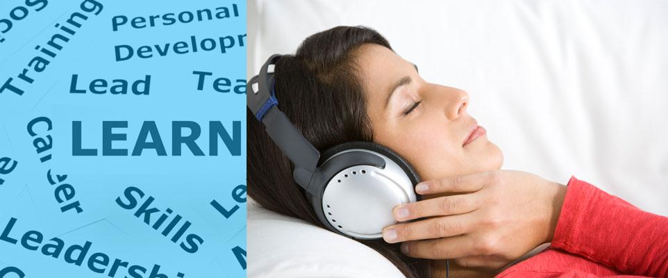 Can you learn while you sleep?
