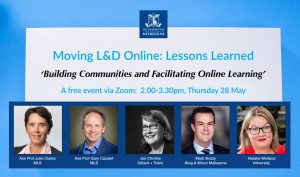 University of Melbourne Law School presentation May 28