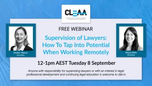 Free Webinar with image of speakers Heather Watson and Attiyya Malik from Bendelta