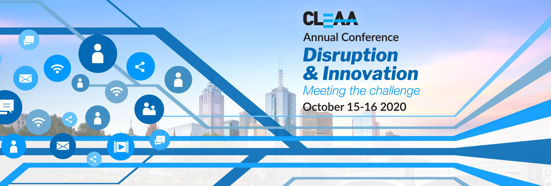 innovation-disruption-CLEAA-conference-2020